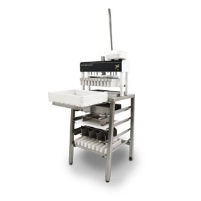 Manual dough divider/moulder